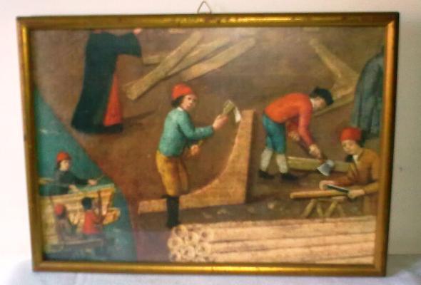 Arti e mestieri nel Medioevo
