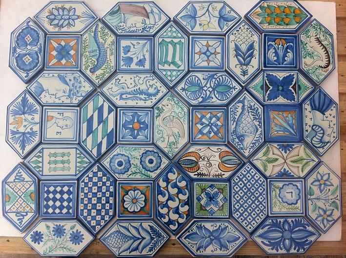 LAntica Ceramica Vietrese Artigianale  Prodotti e Info