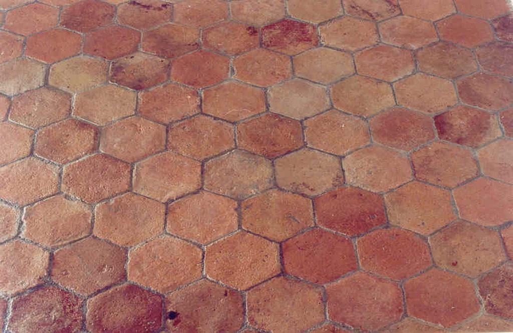 Pavimenti in mattoni antichi