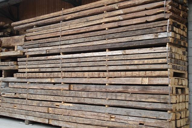 Vendita legno di recupero