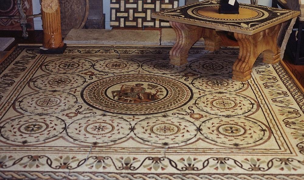 SOLS  Interni di Prestigio  mosaico in marmo
