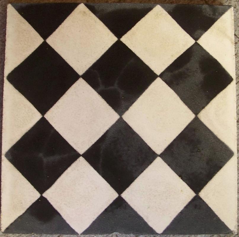 SOLS  Interni di Prestigio  Cementina quadrata bianca e
