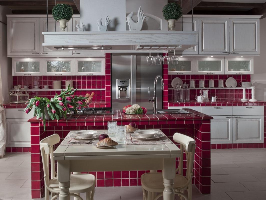 Acquario  Cucine in muratura   TrovaPavimentiit