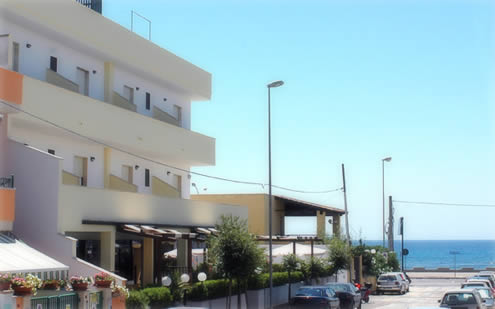 Trovasalentoit  Hotel  Hotel Luna Lido  Torre San Giovanni  Ugento