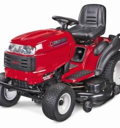 troy bilt garden tractor [ 1250 x 1014 Pixel ]