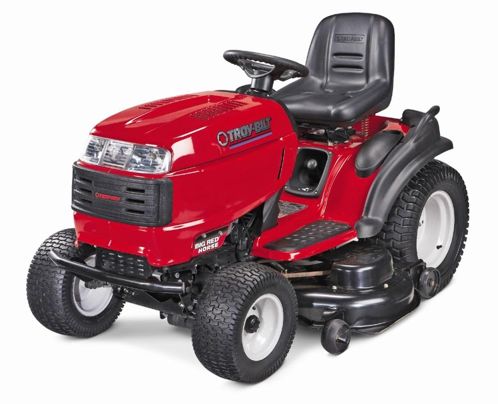 medium resolution of troy bilt garden tractor