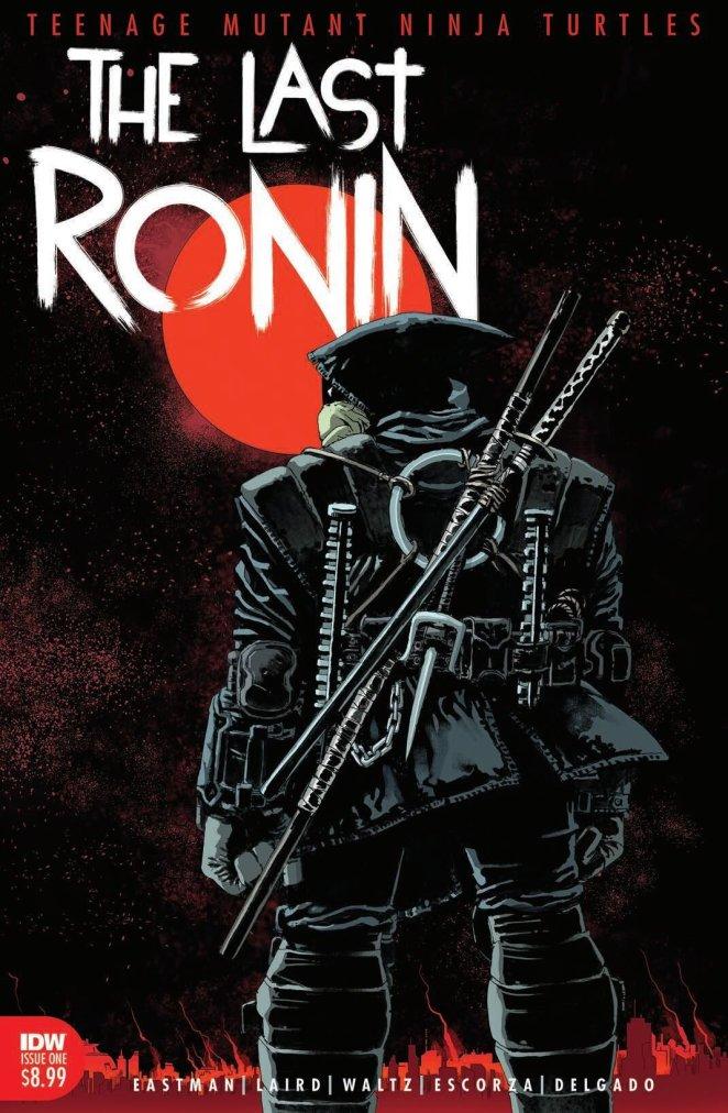 Tortue ninja The Last Ronin