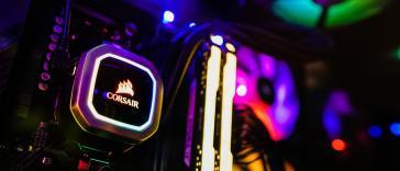 Un setup PC spècial Cyberpunk 2077