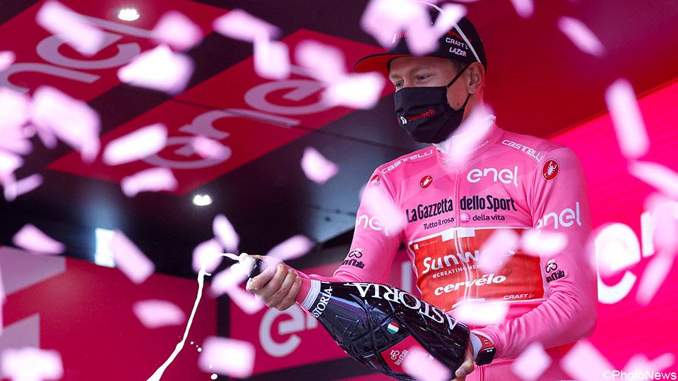 Josef Cerny vainqueur d'une 19e étape du Giro amputée — Cyclisme