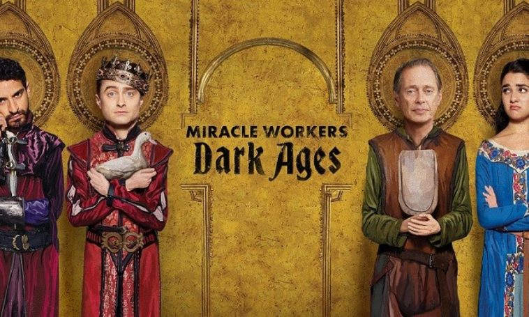 Miracle Workers Saison 3