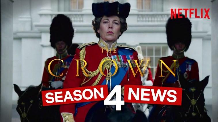 La familles royal déçu par la saison 4
