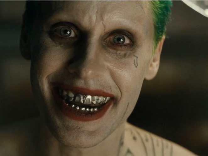 Leto en tant que The Joker
