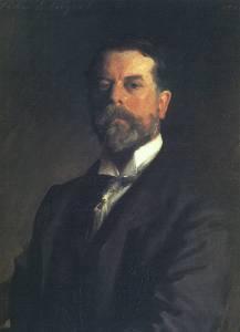 Self-portrait, 1906, by John Singer Sargent [Public domain], via Wikimedia Commons