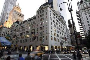 Bergdorf-Goodman on Fifth Avenue by Christopher Peterson via Wikimedia Commons.