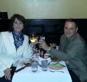 My holiday meal with my Terry a few nights prior at the Harlequin in Lake Charles was far superior.