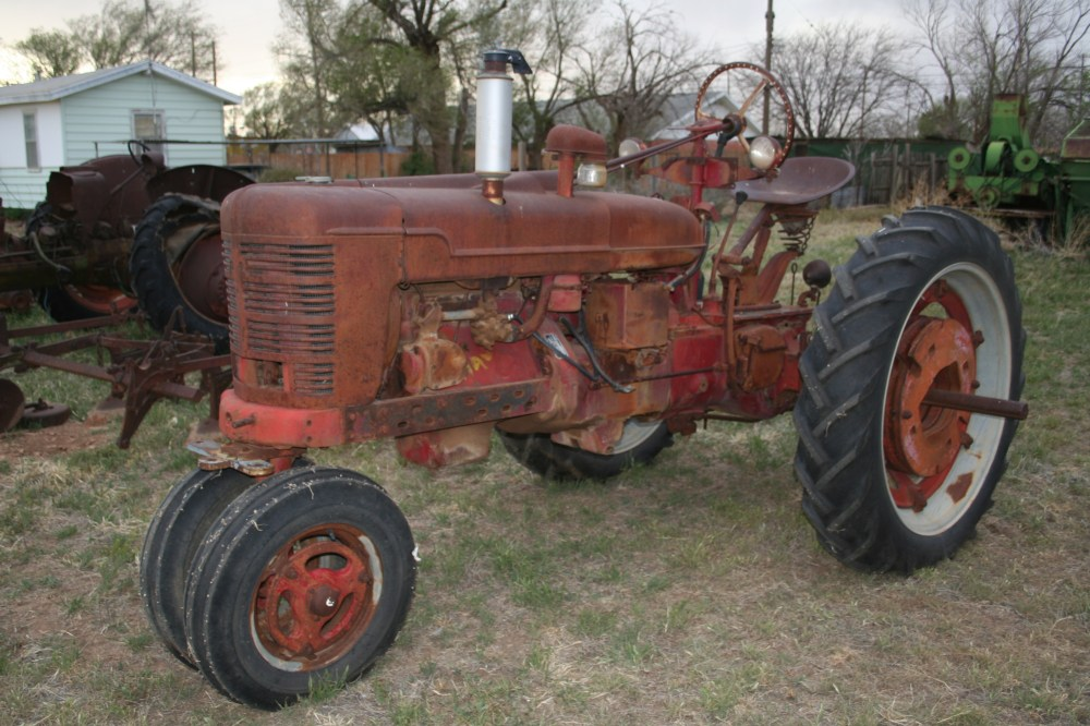 medium resolution of farmall h 1950 hingst troy s tractors rh troystractors com wide front farmall 400 farmall m wide front end