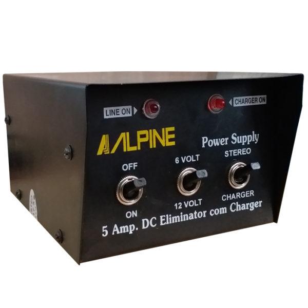 High Power Car Battery Eliminator Circuit Diagram