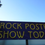 Rock Poster Show Today