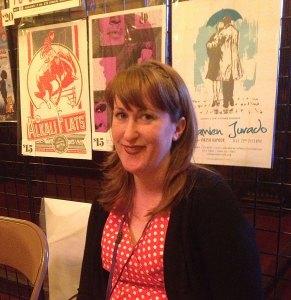 Laura Edmisten Matranga of Asbestos Press