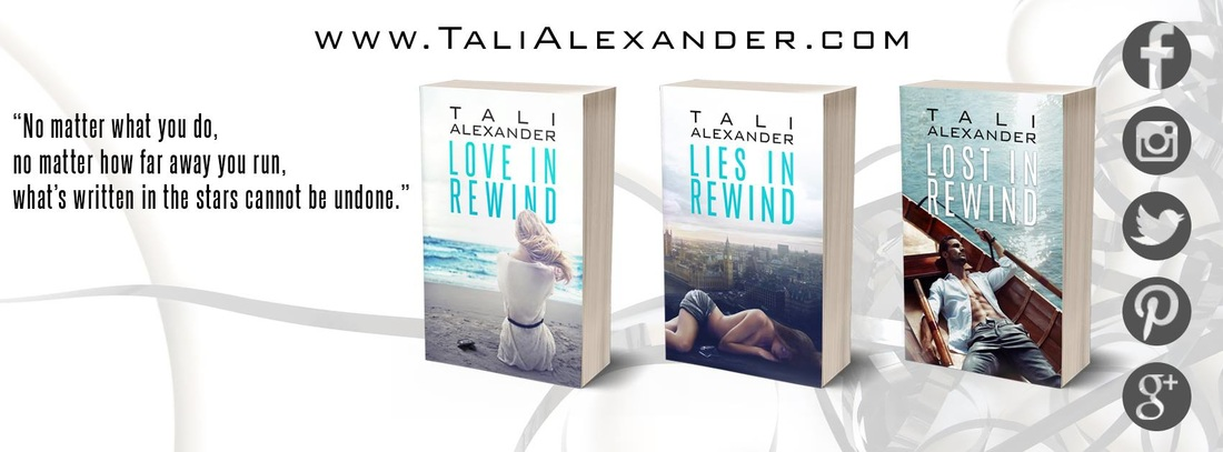 NEW CONTEMPORARY ROMANCE Lost In Rewind By Tali Alexander The