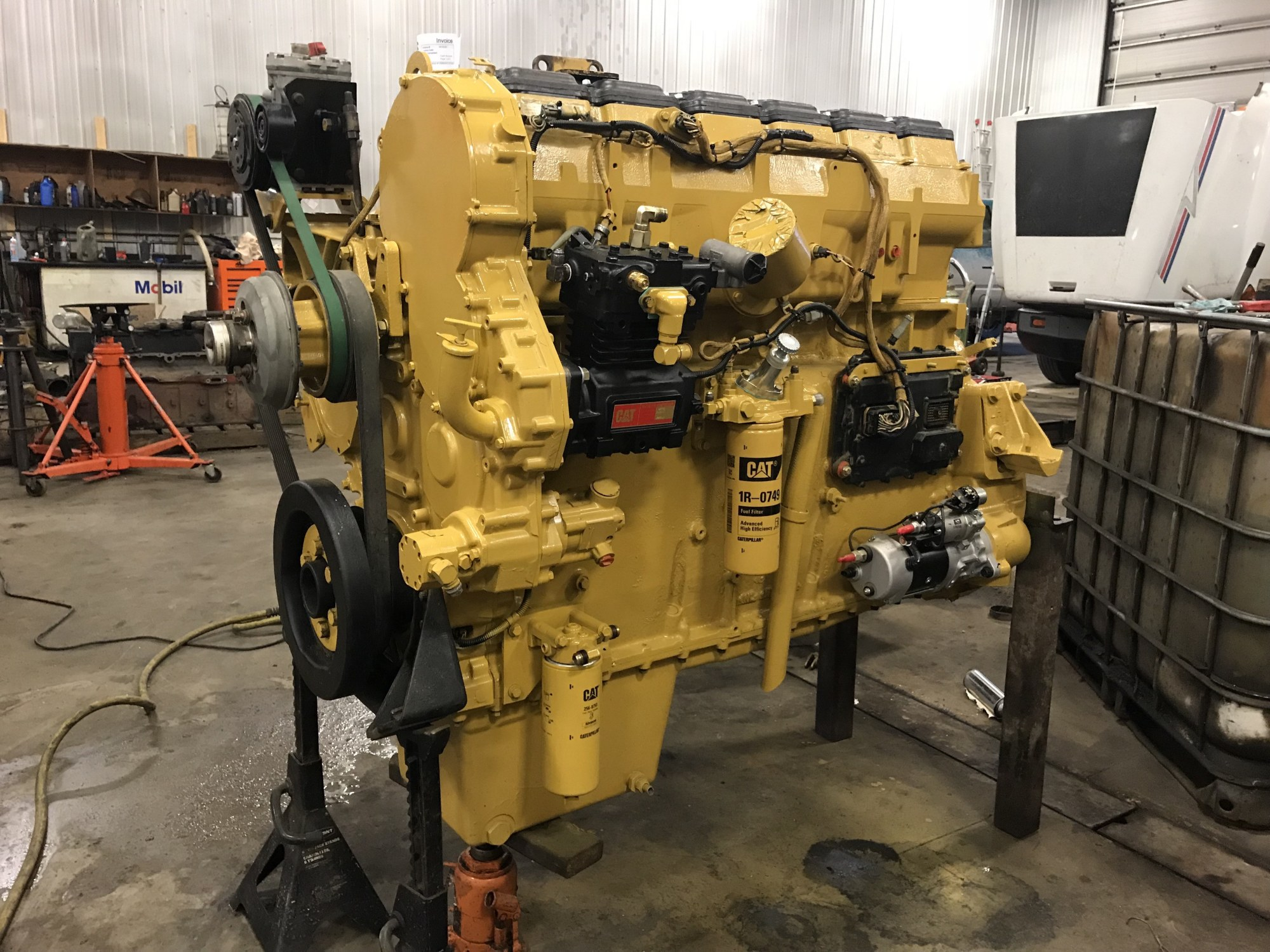 hight resolution of cat 3406e drop in sold