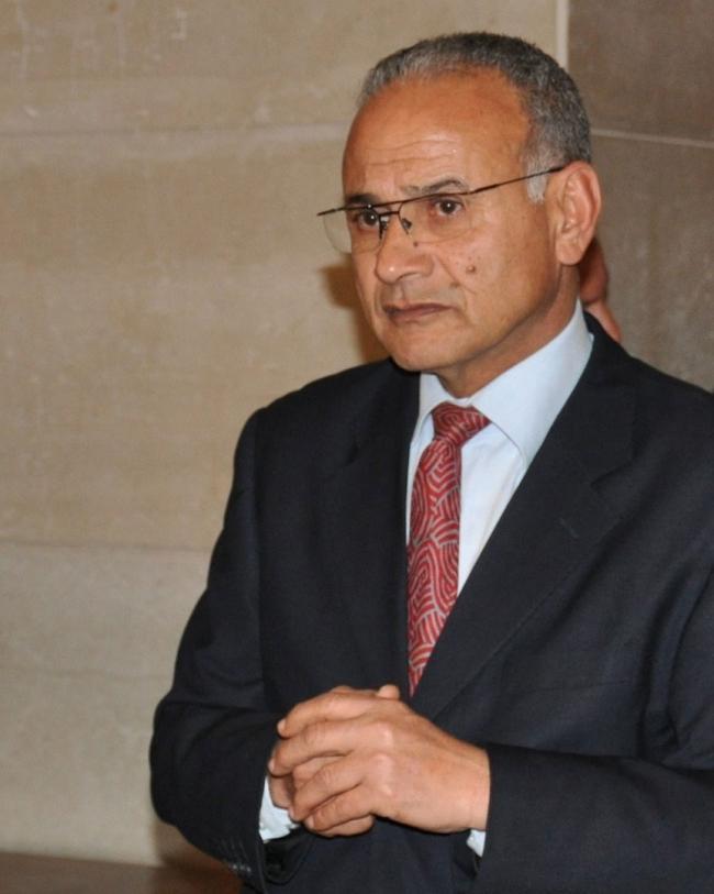 Eski Libya Yüksek Konseyi Danışmanı Salah Bakkuş.