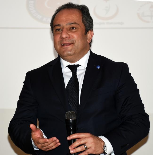 Mustafa Necmi İlhan. Foto: AA