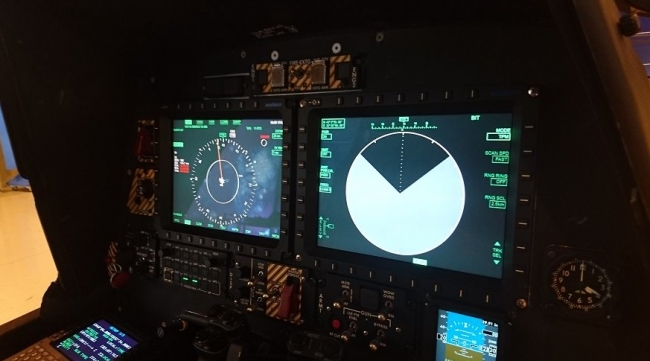 Türkiye, ATAK helikopterlerine ihtiyaçlar doğrultusunda yerli ve milli unsurlar ekledi. Foto: AA