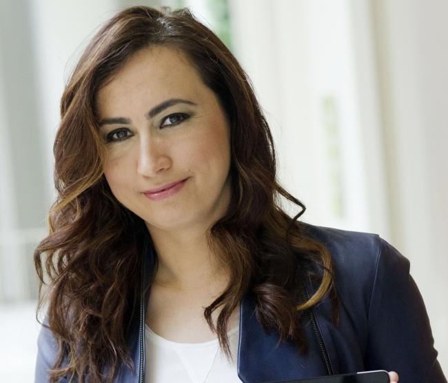 Sosyal Medya ve İletişim Uzmanı Nurhan Demirel.