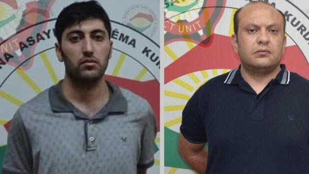 Erbil saldırısının baş faili ve yardımcısı yakalandı