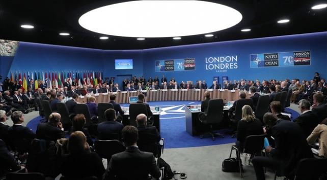 NATOnun Londra Deklarasyonu yayımlandı