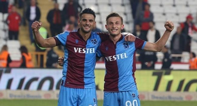 Trabzonspor altyapısıyla parlıyor