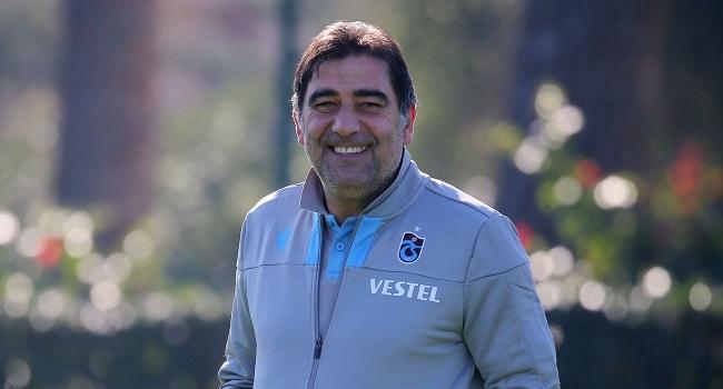 Trabzonspor, Ünal Karaman ile gülüyor