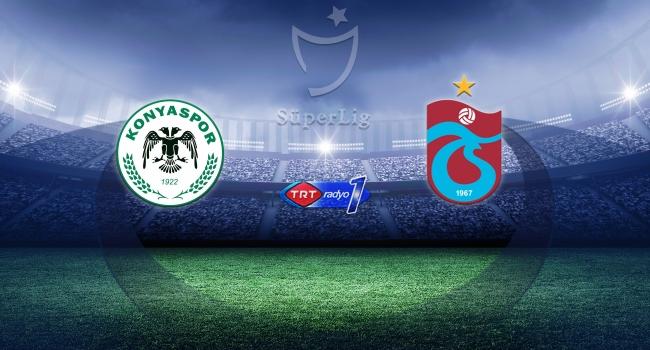 Trabzonspor Konyaspor deplasmanında