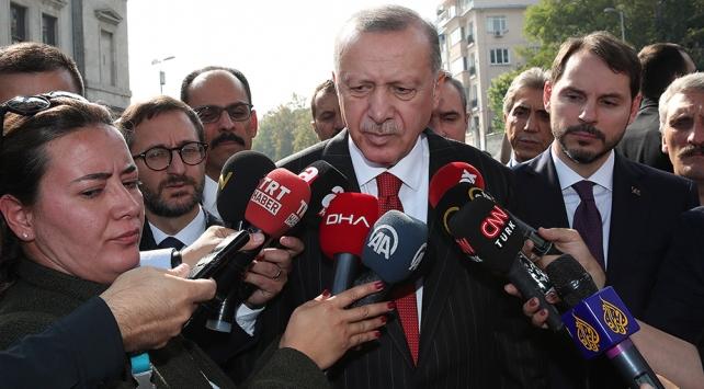 Cumhurbaşkanı Erdoğan: İdlibe saldırı rejimin ateşkese uymadığının açık bir ispatı