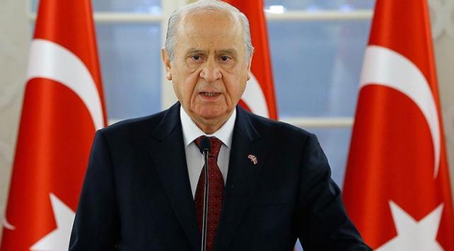MHP Genel Başkanı Bahçeliden Yunan vekile tepki