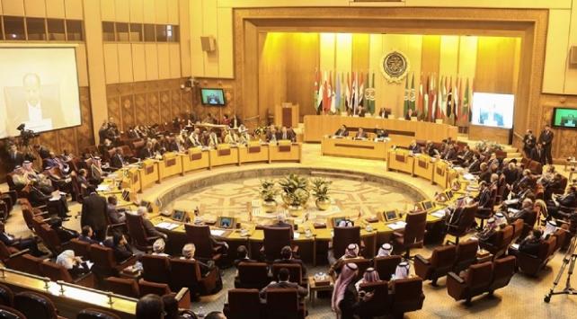Arap Birliğinden Trumpın planını reddediyoruz açıklaması