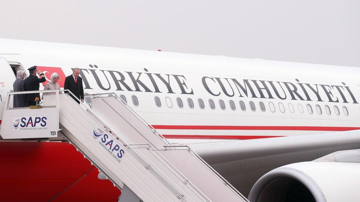 Türkiye Cumhurbaşkanı Recep Tayyip Erdoğan, resmi temaslarda bulunmak üzere Pakistan`ın başkenti İslamabad`a geldi.