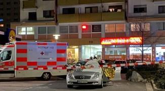 Almanyada ırkçı terör: 9 ölü