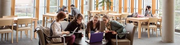 Study on Campus at TRU