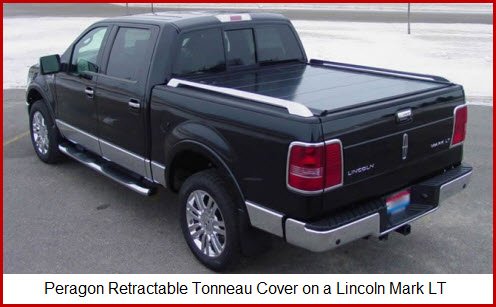 Peragon Tonneau Covers Are Retractable Amp Made Of 1 8 Inch