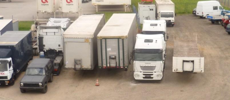 Truck Team Börner - Gelände in Korbußen