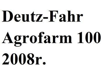 Deutz-Fahr AGROKID 230 DT wheel tractor from Italy for