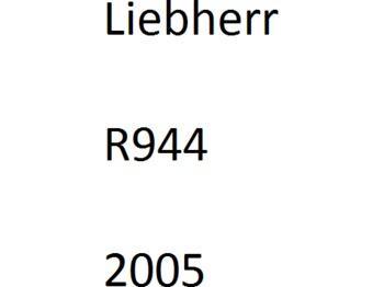 LIEBHERR R944 BHDS crawler excavator from Spain for sale