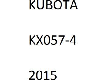 KUBOTA KX 61-2 mini excavator from Belgium for sale at