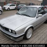 Bmw 318 Is E30 328i Umbau Eingetragen 142 Kw Car From Germany For Sale At Truck1 Id 3987369