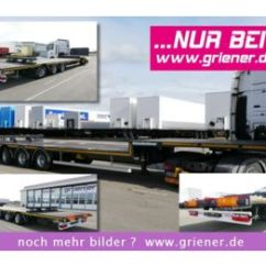 Semi Trailers For Sale In Germany 2007 Ford Fusion A C Wiring Diagram New Kassbohrer Container Chassis Ausziehbar Trailer Js Jumbo Plateau Light 6500 Kg Lenkachse