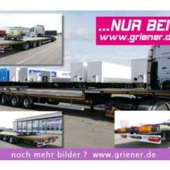 Semi Trailers For Sale In Germany Electric Motor Kayak New Kassbohrer Container Chassis Ausziehbar Trailer Js Jumbo Plateau Light 6500 Kg Lenkachse