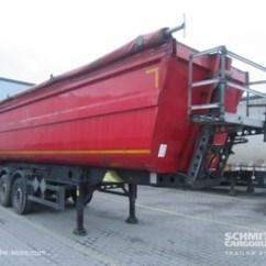 Semi Trailers For Sale In Germany Wiring Diagram Doorbell Schmitz Tipper From At Truck1 Cargobull Steel Half Pipe Body 45m Trailer