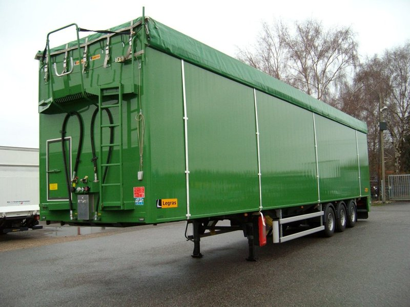 semi trailers for sale in germany 2001 saturn sc2 wiring diagram legras dm 34 schubboden walkingfloor гидропол/mega/96 m3 walking floor semi-trailer from ...